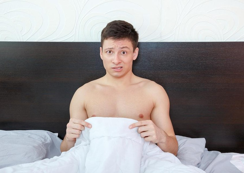 Signs he s only interested in sex
